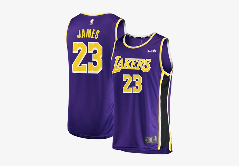 super popular 18eaf a6023 Los Angeles Lakers Youth Lebron James Replica Jersey ...