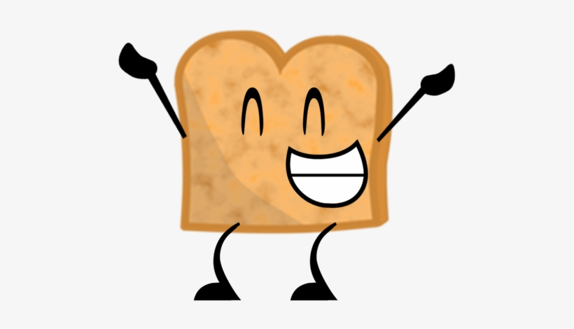 Toasty - Bfdi Leafy X Firey - 500x438 PNG Download - PNGkit