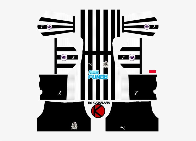 eea00defc Newcastle United Fc Kits 2017 2018 - Kit Bayer Leverkusen Dream League  Soccer