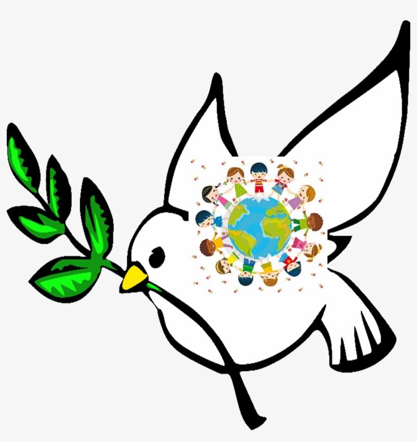 Paloma De La Paz Peace Dove 1007x1018 Png Download Pngkit