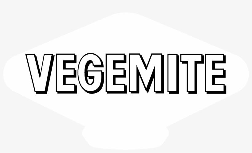 Vegemite Logo Black And White 2400x2400 Png Download Pngkit