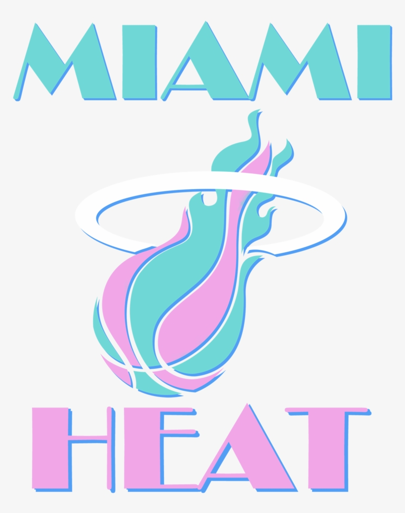 Need Help Creating Logo Miami Heat Vice Logo 1024x1024 Png Download Pngkit