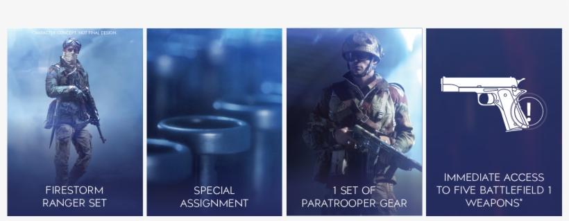 Pre-order Battlefield V To Get The Enlister Offer - Battlefield V