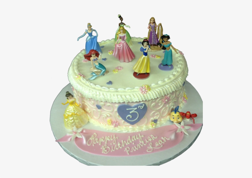 Kid Cakes Cake Shop Disney Princess Ideas