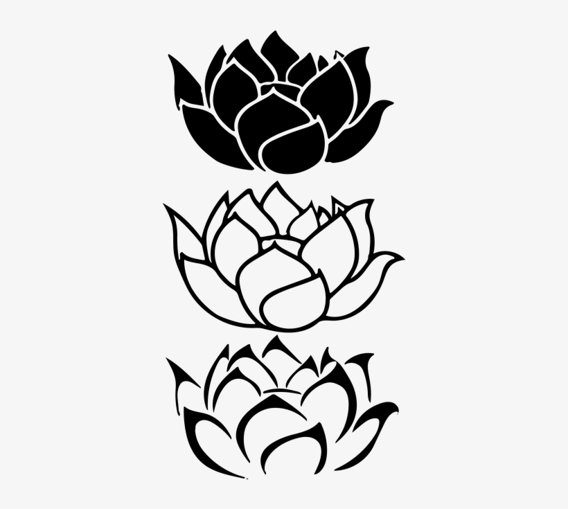 Cartoon Picture Of A Flower 29 Buy Clip Art Lotus Flower Cad Block 357x655 Png Download Pngkit