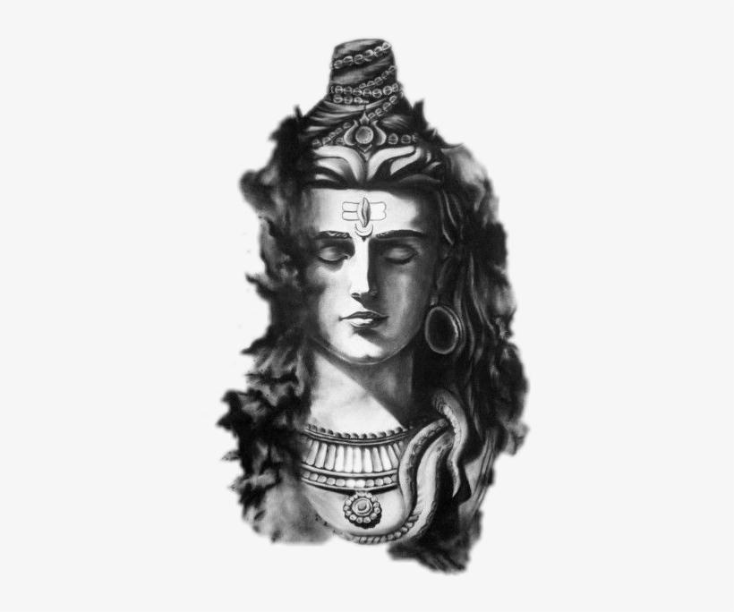 Report Abuse Lord Shiva Sketch Hd 368x604 Png Download Pngkit