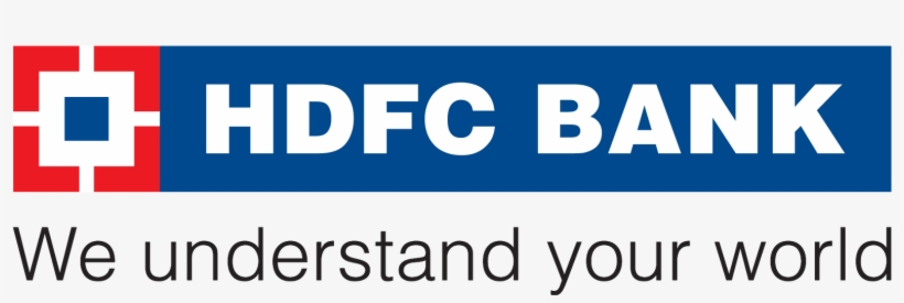 Credit Card- Powered By - Hdfc Bank Logo Png - 10x10 PNG