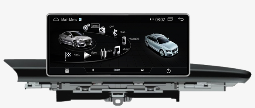 Навигатор Audi А6
