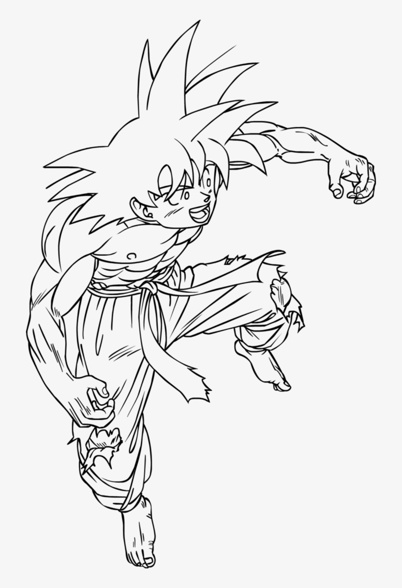- Dragon Ball Z Coloring Pages Trunks Super Saiyan Archives - Dragon