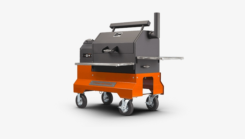 Ys640 Competition Pellet Grill - Yoder Smoker - 464x416 PNG