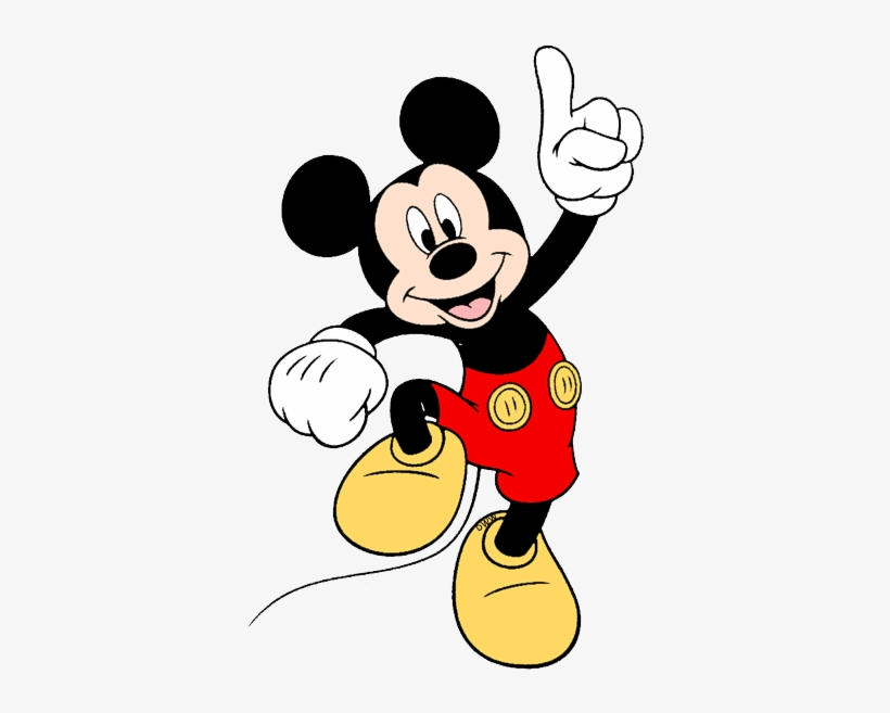 Mickey Mouse Number 1 Png Graphic Royalty Free Library Mickey