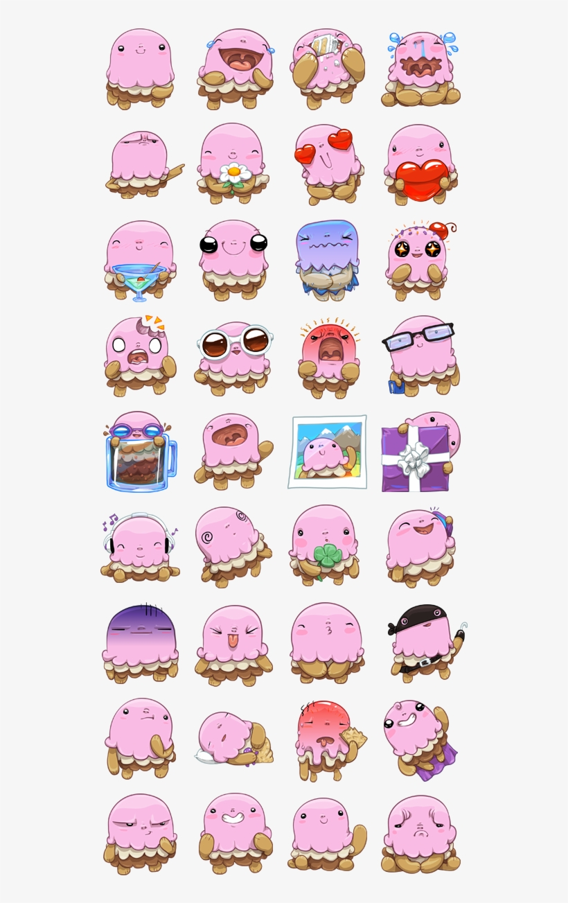 Napoli Facebook Stickers Stickers Facebook Ice Cream 540x1240 Png Download Pngkit