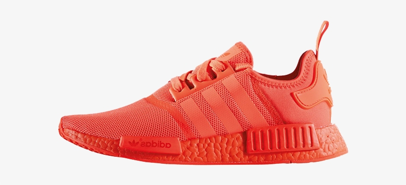 3495da943 Adidas Nmd R1 Triple Red - Red Adidas Shoes 2018 For Men - 640x387 ...