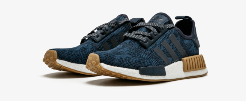"""sports shoes 09bdc 398d4 The Adidas Nmd R1 """"legion Ink / Gum"""" Are Available ..."""