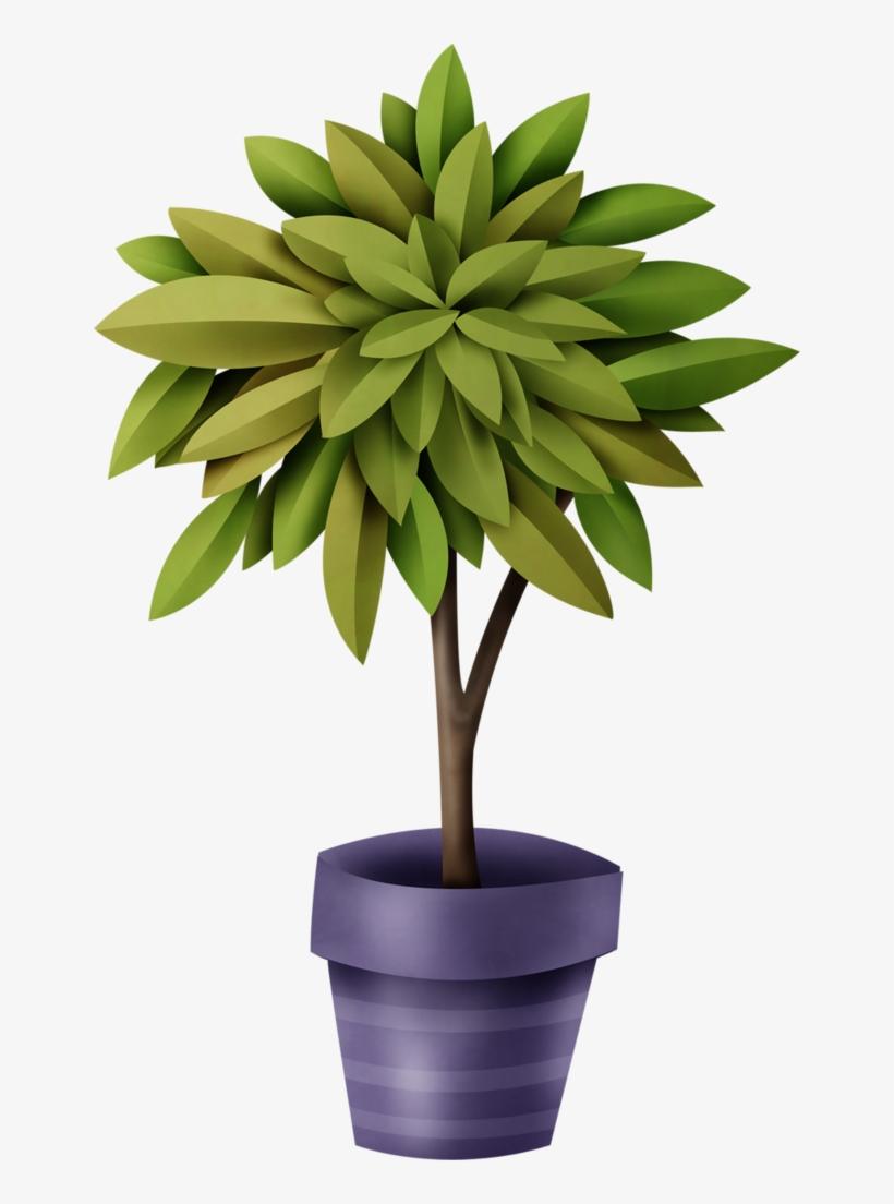 Watercolor house plants clipart Indoor plants clip art   Etsy