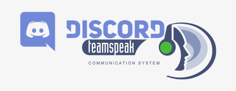 A Public Teamspeak Or Discord Server Would Be Really - Logo Discord