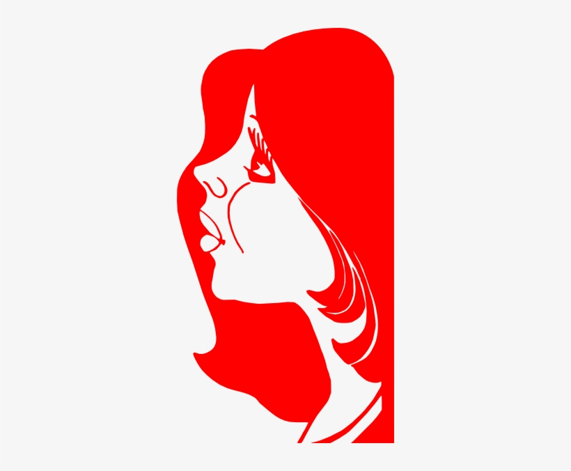 How To Set Use Red Head Girl Desenho Mulher Triste Png 312x596
