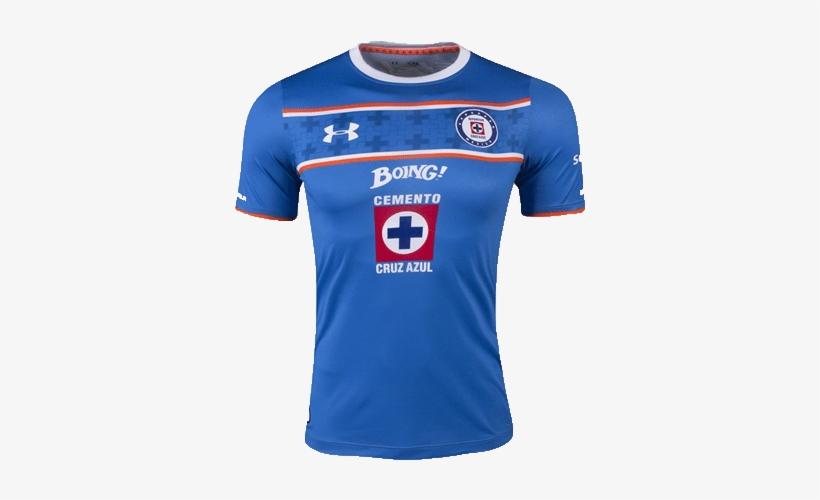 c81562b7843 Cruz Azul 15 16 Home Soccer Jersey - Jersey Cruz Azul 2015 - 450x450 ...
