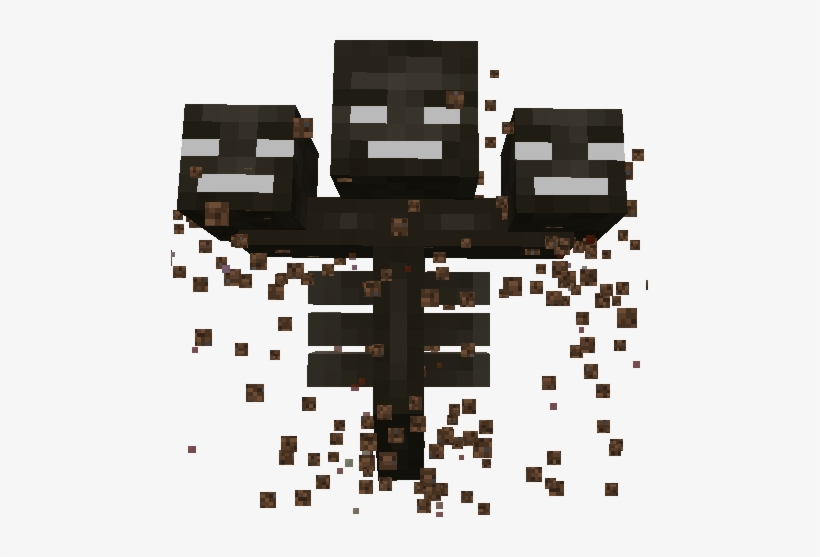 Earth Wither - Minecraft Mo Wither Mod - 477x477 PNG Download - PNGkit