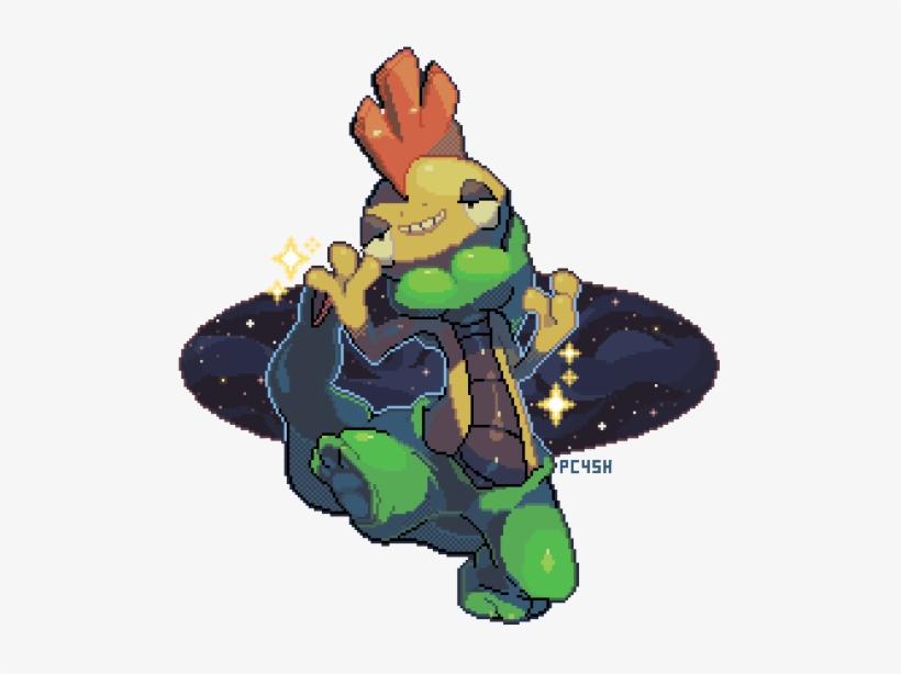 Pokemon My Art Fanart Pixel Art Pixel Bowser Artists