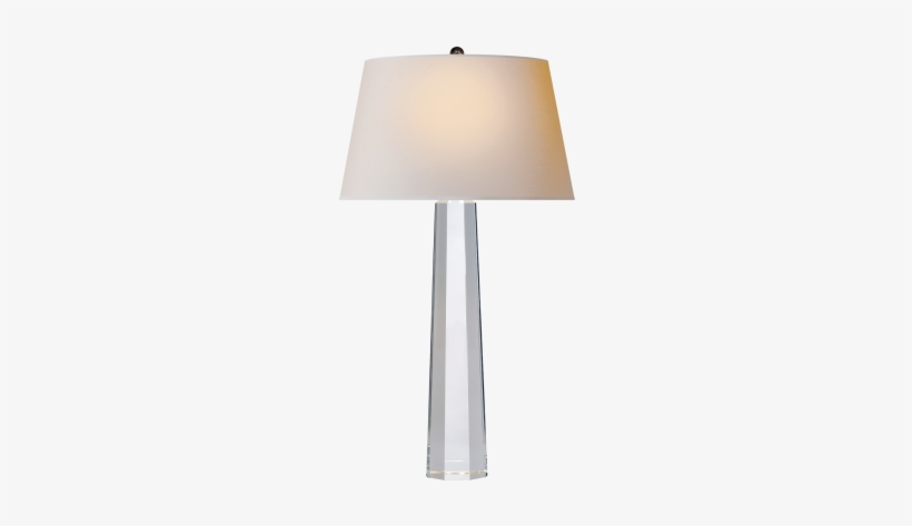 Octagonal Spire Large Table Lamp In