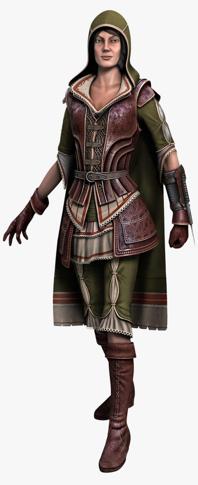 Smuggler Assassin S Creed Brotherhood Multiplayer Charaktere