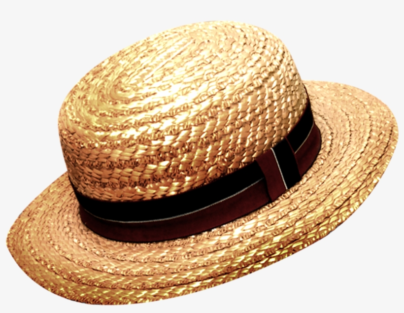 cf6c90b22aa Summer Hat Decoration Vector - Straw Hat - 4924x4506 PNG Download ...
