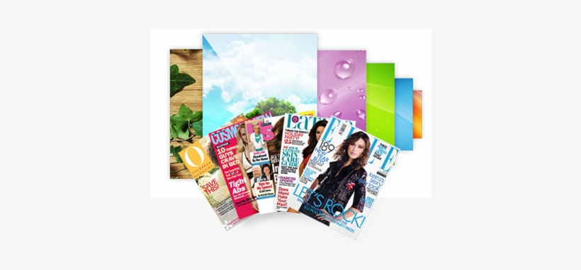 Flip Html5 Built In Templates And Themes - Magazine Covers