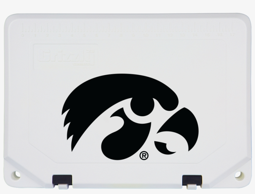 Grizzly 20 With Iowa Hawkeyes Graphic