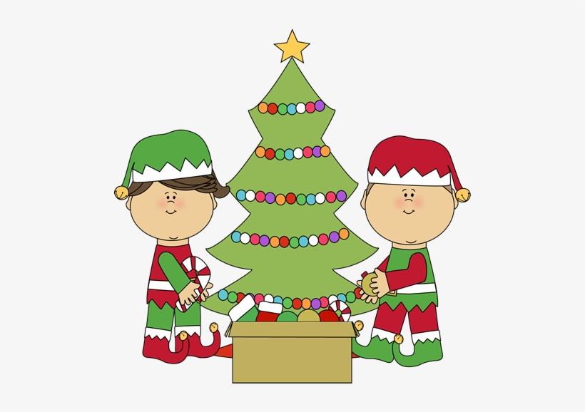 Girl Christmas Elves Clipart Girl N45ms Image Provided - EpiCentro Festival