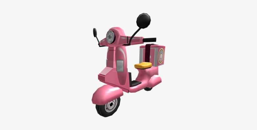 Donut Delivery Moped Roblox Game Work At A Pizza Place 420x420