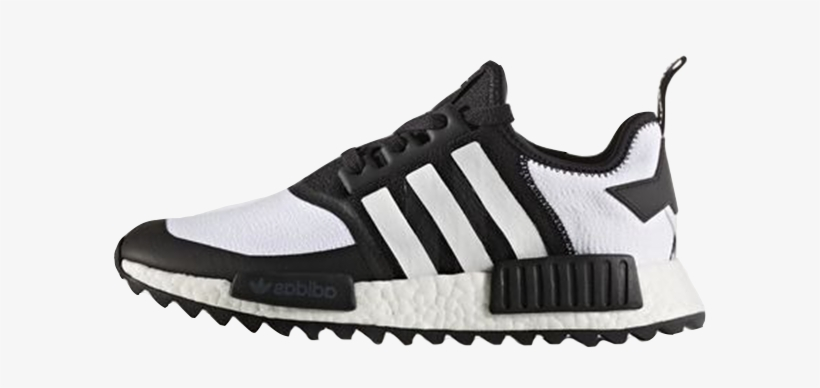 541b27653a02b Adidas Nmd White Mountaineering - Adidas Nmd R1 Trail White Mountaineering  Black White