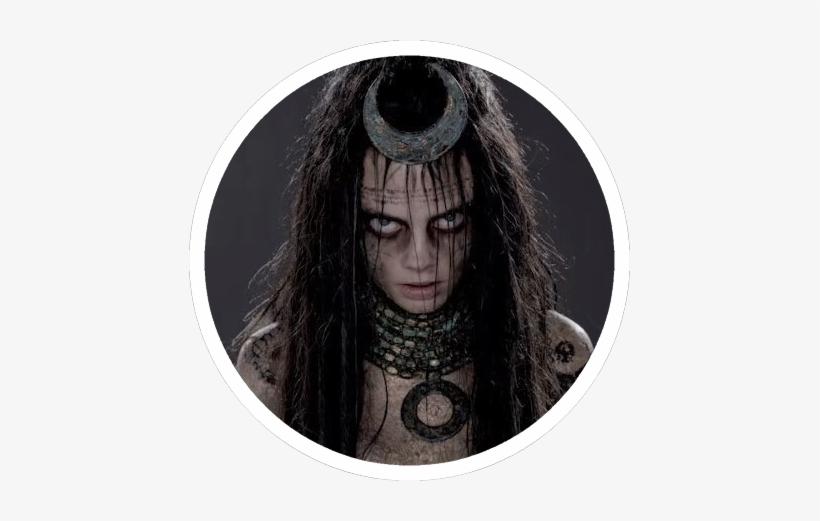 Portal Enchantress Cara Delevingne Suicide Squad Costume