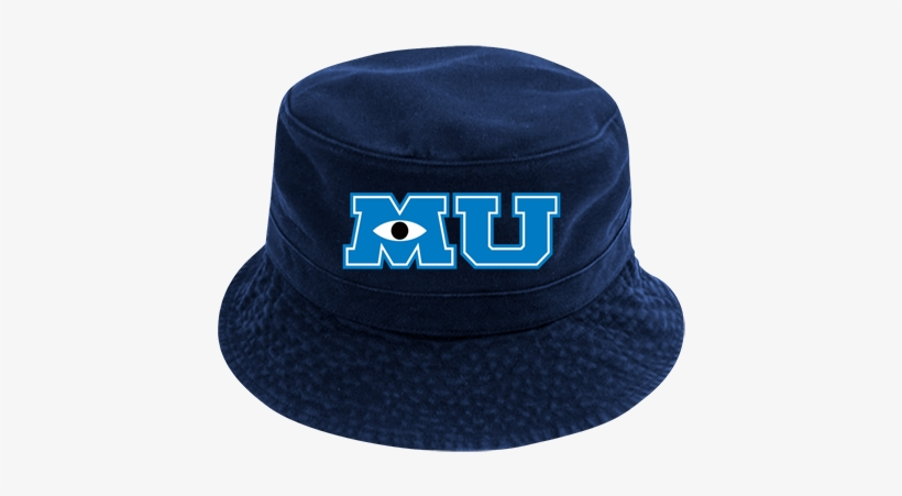 Short Brim Custom Bucket Hats Monsters University Inc Small Napkins 16ct 450x450 Png Download Pngkit