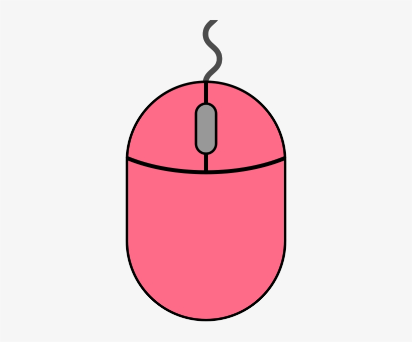 Mouse Icon2 Light Pink Icon Mouse Pink Png 320x600 Png Download Pngkit