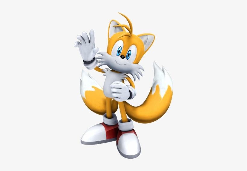 Tails In Sonic The Hedhegog Sonic The Hedgehog Tails 344x500 Png Download Pngkit