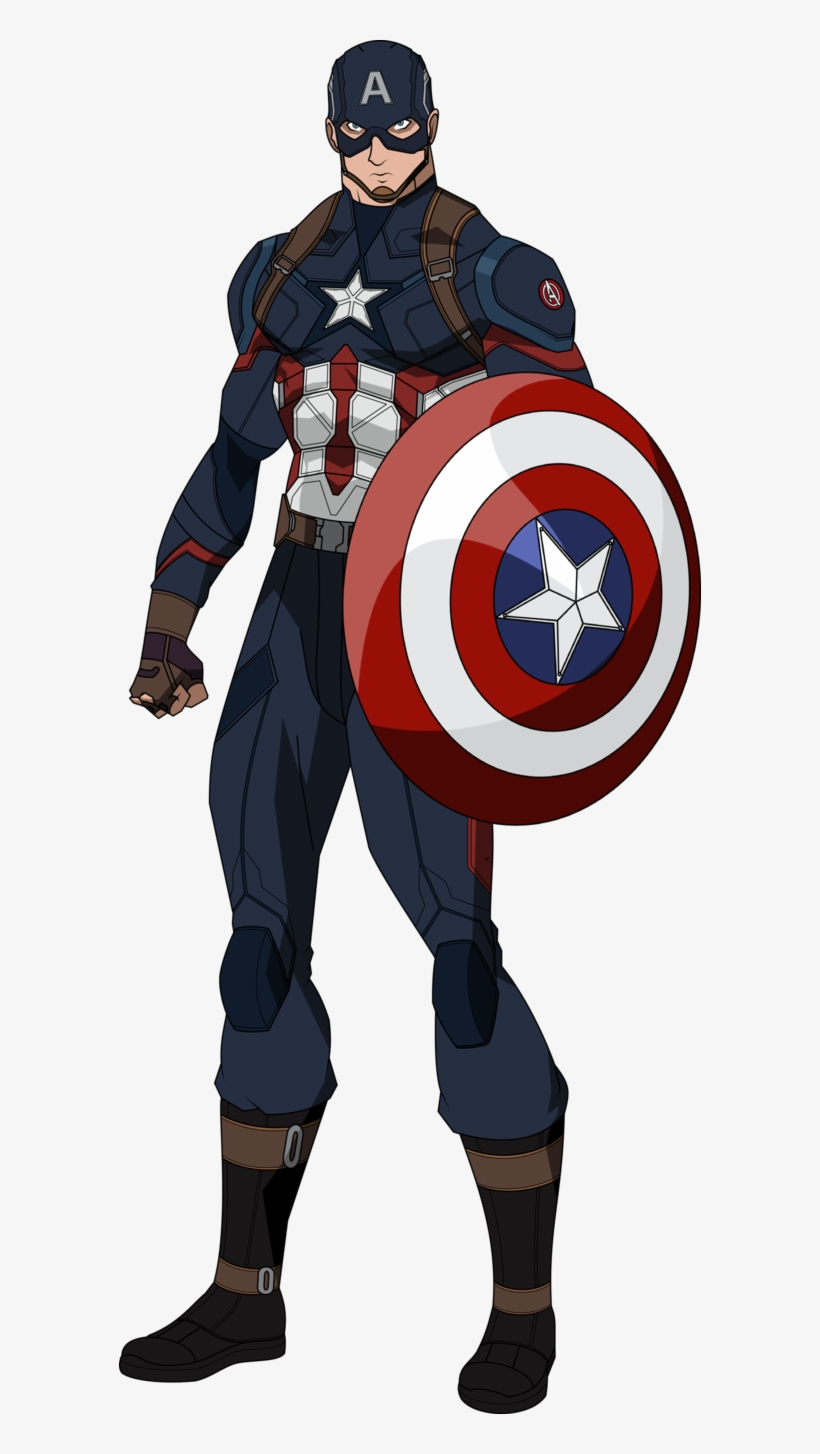Image Freeuse Download Captain America Bourassa By Captain America Suit Cartoon 582x1374 Png Download Pngkit