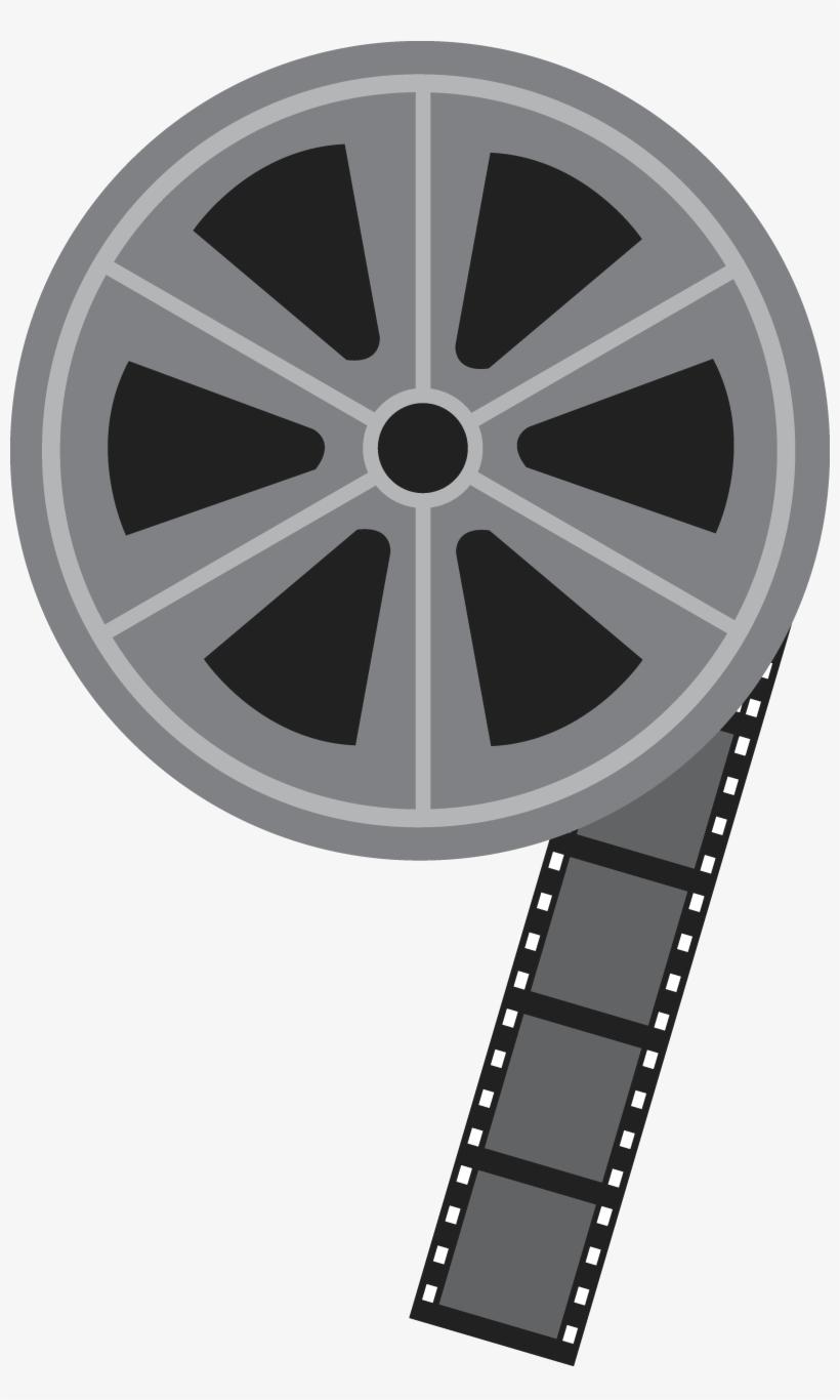 Movie Clipart Film Reel Clip Art 3410x5515 Png Download Pngkit