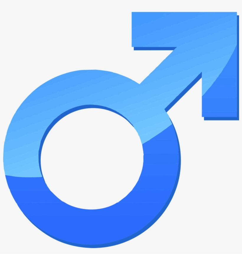 pistola estinzione Punto esclamativo  Can We Guess What Your Gender Is Based On These Yes - Men's Health Month  Logo - 1311x1311 PNG Download - PNGkit