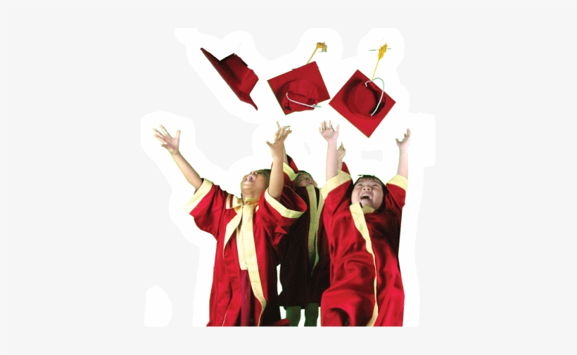 Kids Graduation Png Gallery Images And Information - Kinder