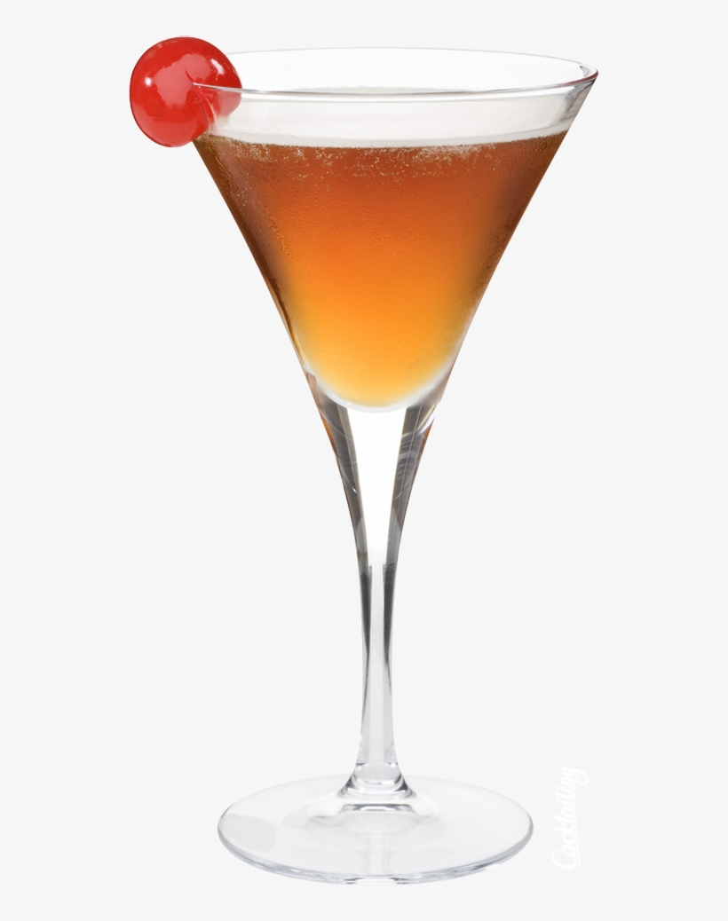 Manhattan Cocktail Cocktails Drinks Png Manhattan Cocktail Png 530x958 Png Download Pngkit