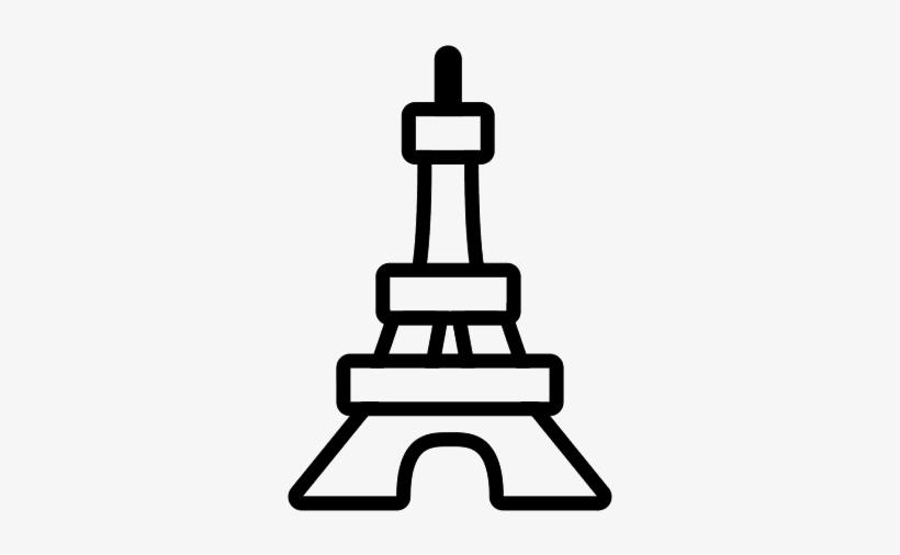 Torre Eiffel Dibujo Para Colorear Dibujo De Una Torre