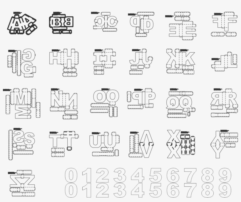 3d Crown Clipart Silhouette Molde De Letras 3d Para Imprimir
