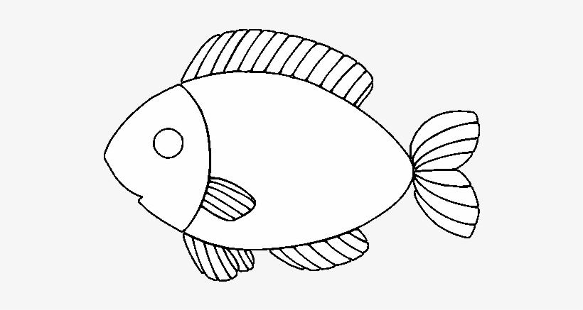 Dibujo De Pescado Para Colorear Peces Para Colorear E Imprimir
