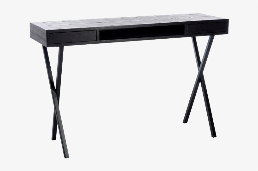 escritorio moderno negro j line desk modern rectangle 2 shelves wood black 20 2 720x720 png download pngkit j line desk modern rectangle 2 shelves