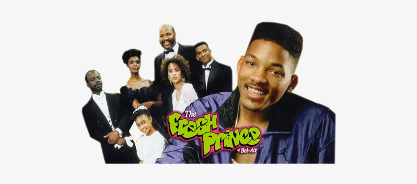 The Fresh Prince Of Bel Air Tv Show Image With Logo Fresh