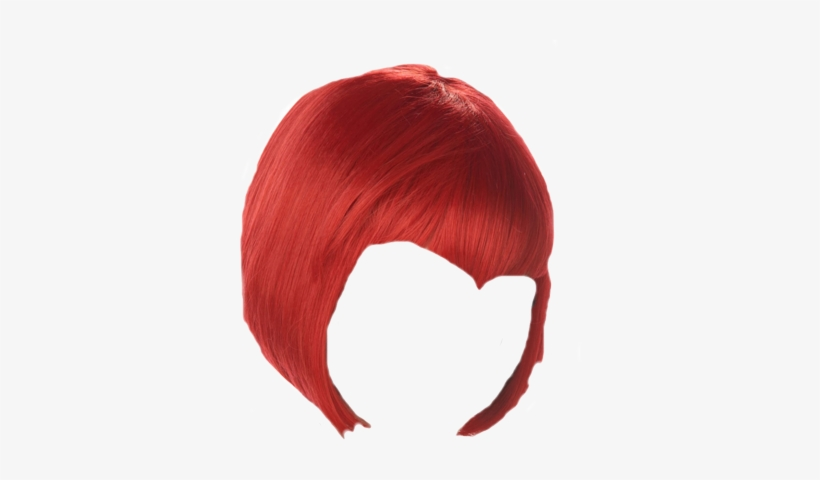 red toupee