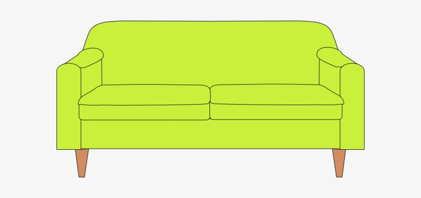 This Free Clipart Png Design Of Sofa Clipart Has Couch 600x306