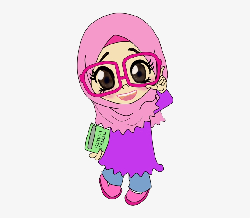 free download kartun muslimah png clipart muslim kartun muslimah cikgu 500x667 png download pngkit free download kartun muslimah png