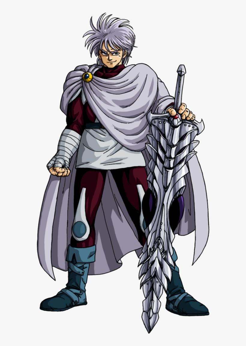 Dragon Quest Dragon Quest Dai No Daibouken Hyunkel 721x1109 Png Download Pngkit